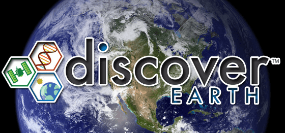 Discover Earth Exhibition