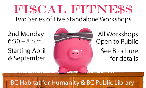 Fiscal Fitness Workshops