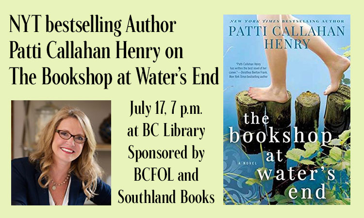 Author Patti Callahan Henry