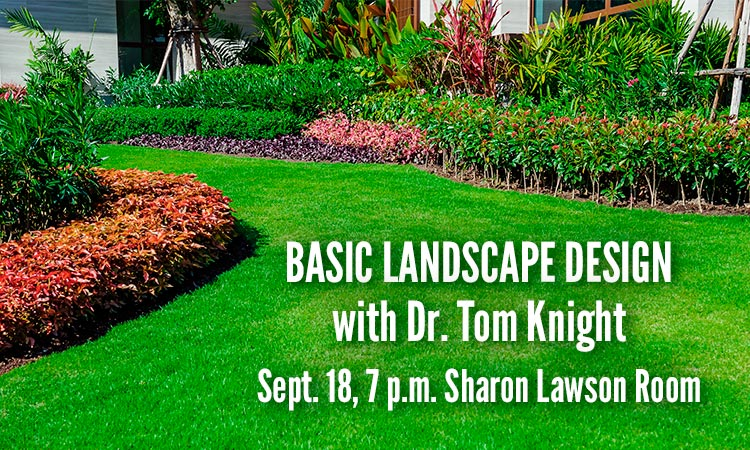 Basic Landscape Design