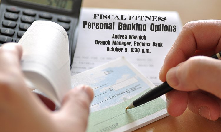 Fiscal Fitness: Personal Banking Options