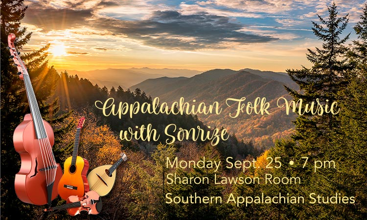 Southern Appalachian Music with Sonrize
