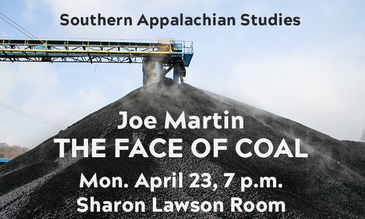 The Face of Coal