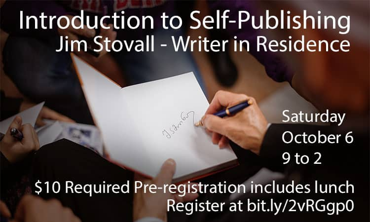 Introduction to Self-Publishing