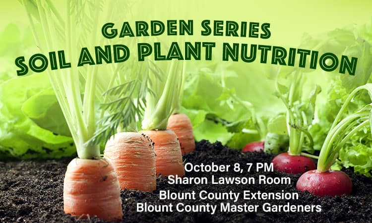 Soil and Plant Nutrition - Garden Series