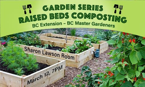 Raised Beds Composting