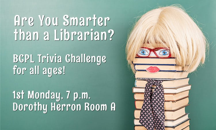 Are You Smarter Than a Librarian?
