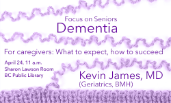 Dementia with Kevin James, M.D.