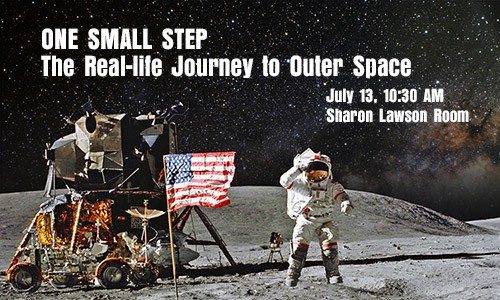 One Small Step: The Real-Life Journey to Outer Space