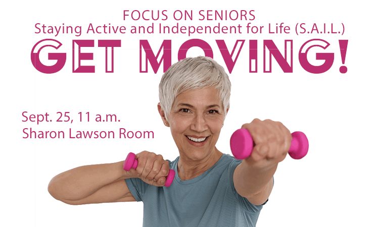 Get Moving! Focus on Seniors