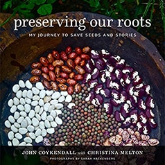 Book cover for Preserving our Roots
