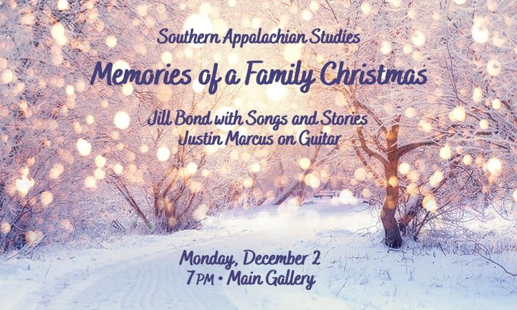 Memories of a Family Christmas - Songs and Stories with Jill Bond