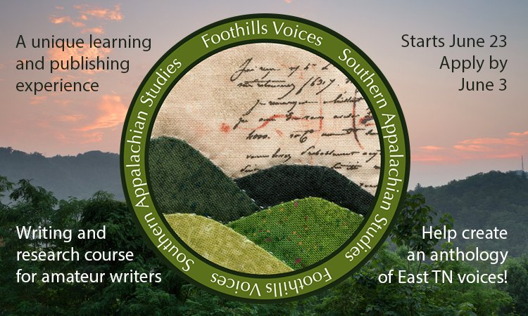 Foothills Voices Project 2016
